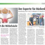 Der Experte für Rückenleiden
